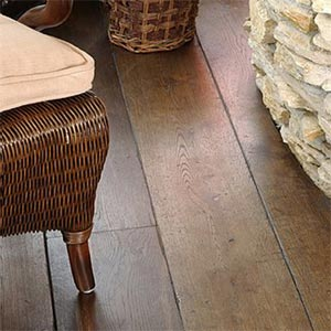 Wood Floor Aging | Smoking Process